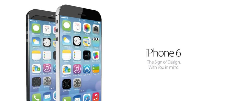 Zet maar in je agenda, op 9 september onthult Apple de iPhone 6