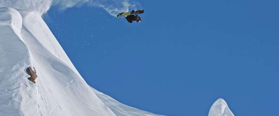 Must see: Teaser voor 'The Fourth Phase' van Travis Rice
