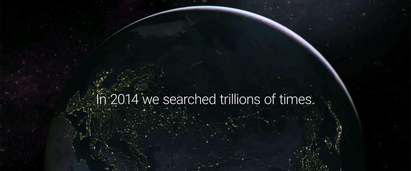 Infographic Google Search Trends in 2014
