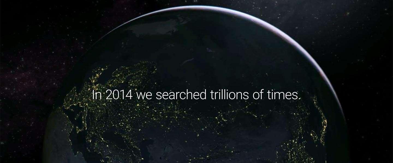 De populairste zoekopdrachten van 2014 - Google Year in Search