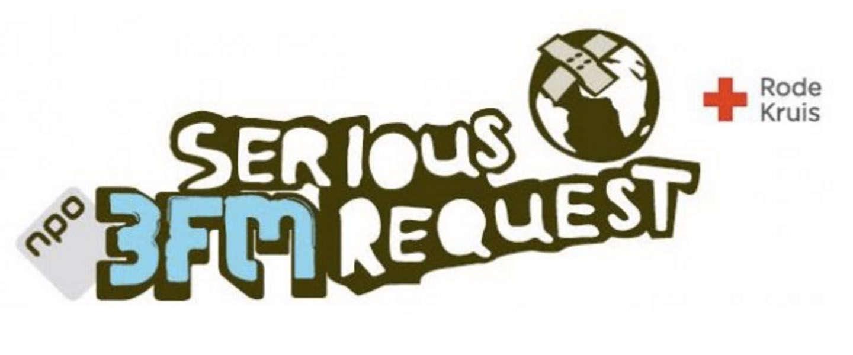 Doneren aan 3FM Serious Request kan nu ook via Twitter