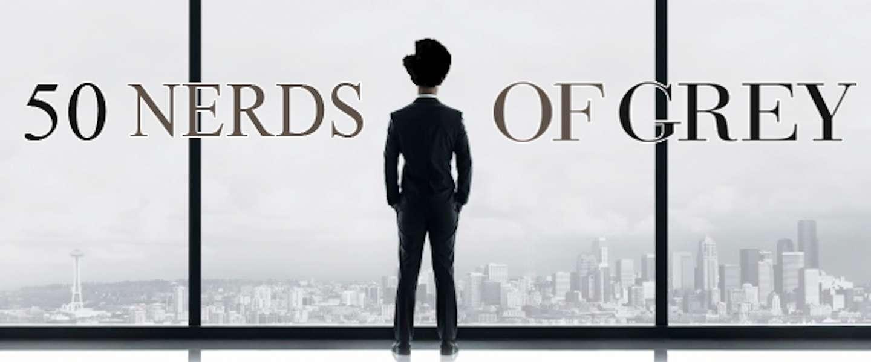 50NerdsofGrey: een hilarische parodie op Fifty Shades of Grey