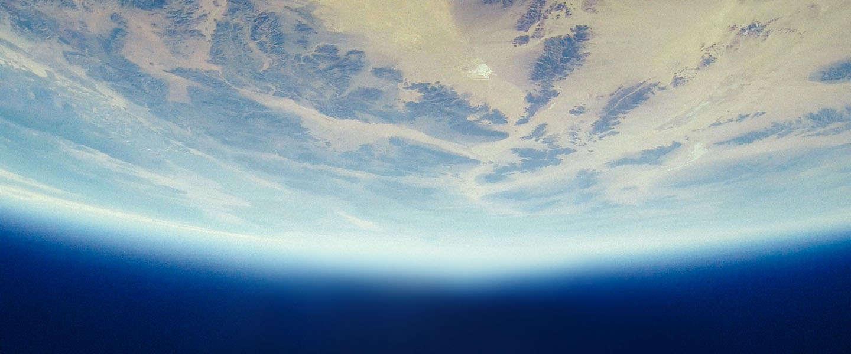 Het Internationale Space Station al 100.000 keer in baan rond de aarde