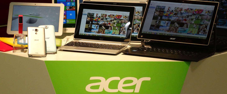 Acer onthult nieuw productportfolio op IFA 2014 en zet ambitie door