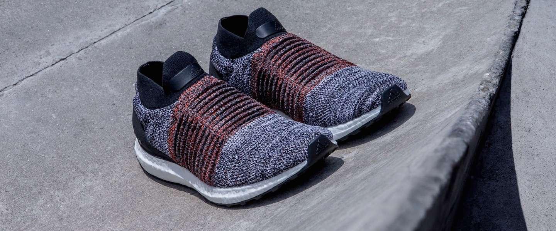 Adidas komt met de eerste echte hardloopschoen zonder veters