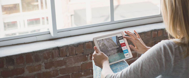 Adobe lanceert Visual Storytelling App