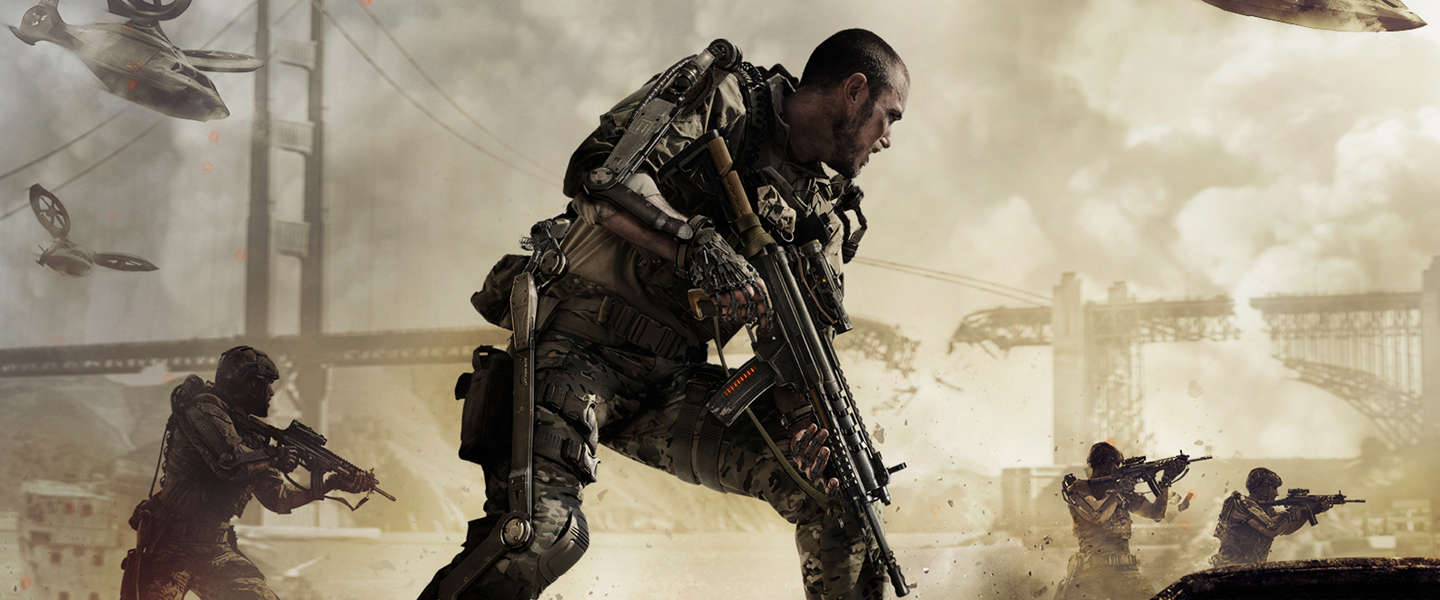 Call of Duty: Advanced Warfare dóet eindelijk iets