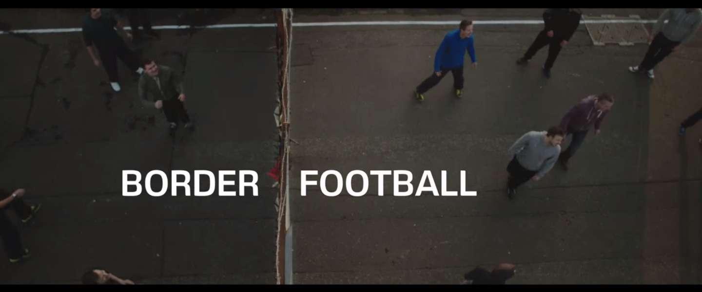 Carlsberg ontroert met Border football commercial