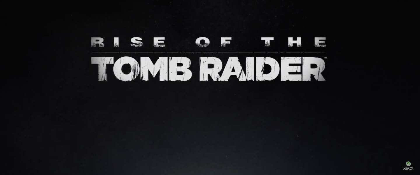 Rise of Tomb Raider 'Aim Greater' game trailer