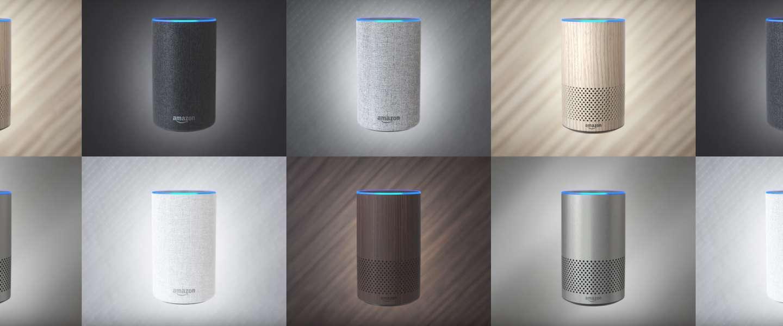 Amazon geeft Echo's een update met Echo Spot en Echo Plus