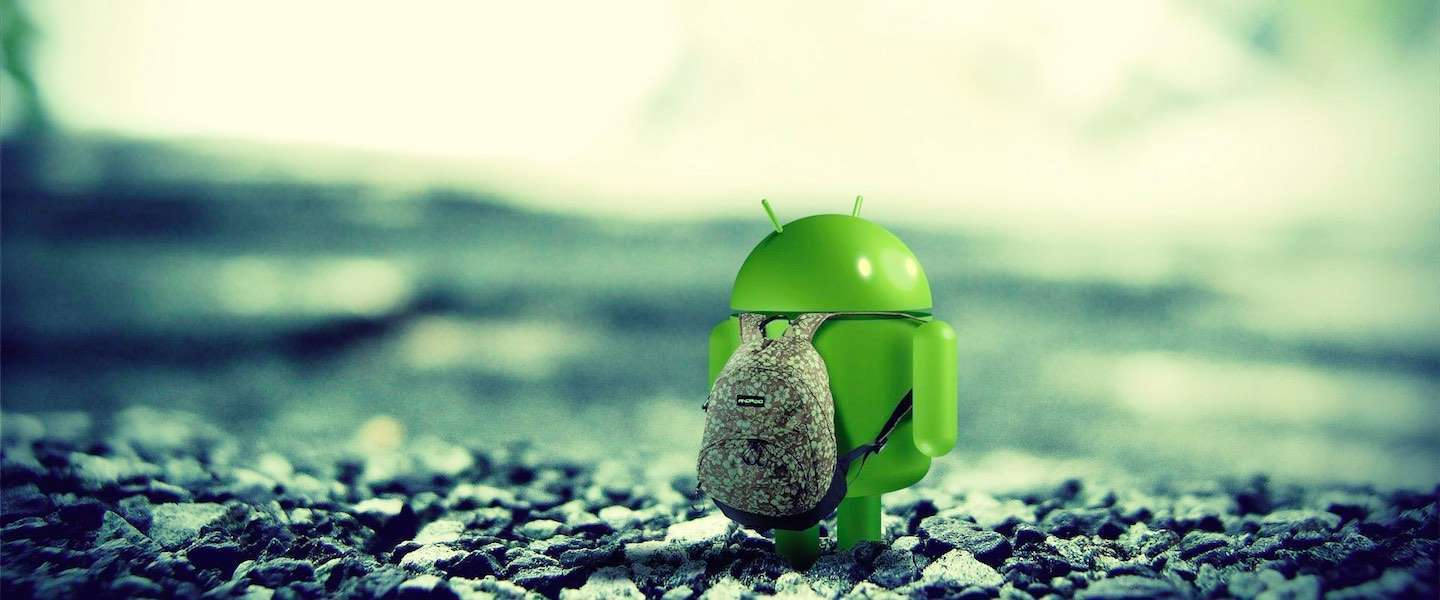 Internet gaat los over plassende Android bot in Google Maps