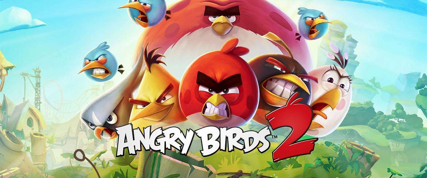 The birds are back: Angry Birds 2