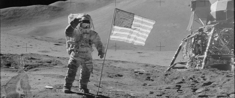 Meer dan 10.000 hoge resolutie foto's van de Apollo missie staan nu op Flickr