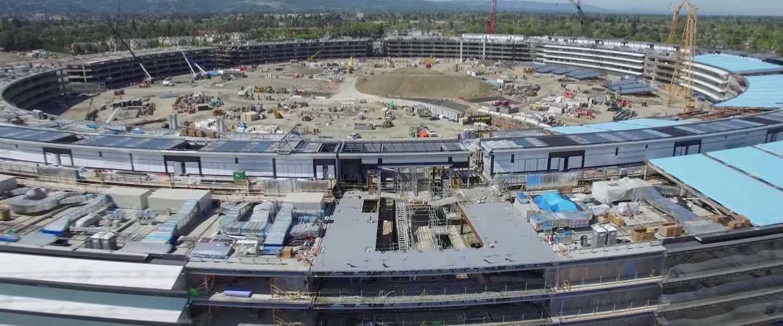 Apple Campus 2016, je moet het zien om te geloven