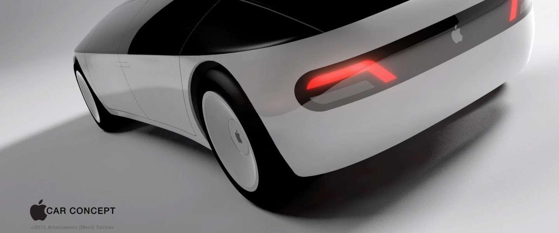Apple's 'zelfrijdende' auto wordt werkelijkheid