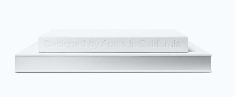 Apple maakt waanzinnig fotoboek over 20 jaar design