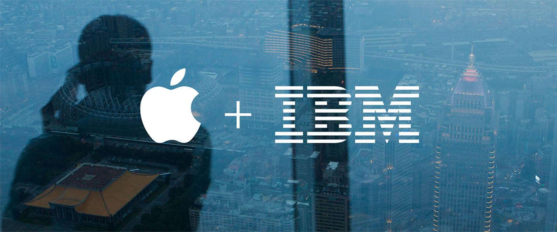 De eerste IBM MobileFirst for iOS Apps