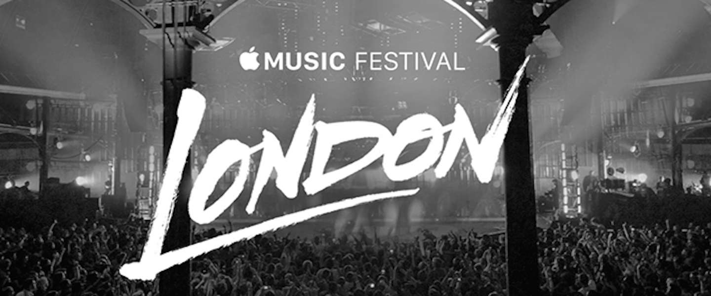 iTunes Festival wordt het Apple Music Festival