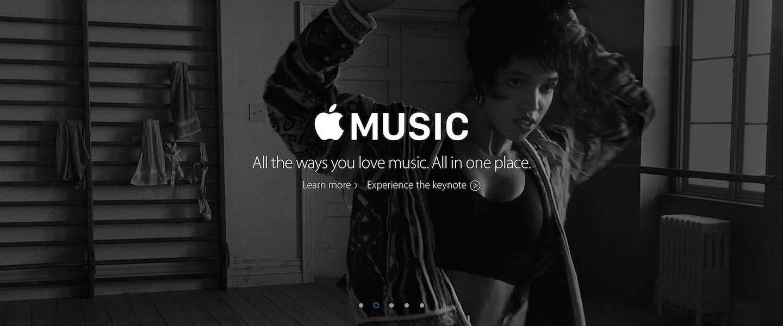 De laatste Apple Music updates