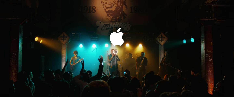 Apple kiest voor deze Nederlandse band