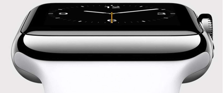 Ontwikkelaars voor de Apple Watch kunnen aan de slag