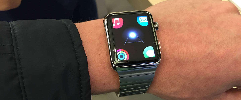Nederland moet langer wachten op Apple Watch