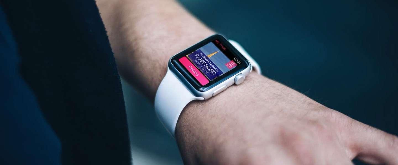 NS International start met ondersteuning voor Apple Watch