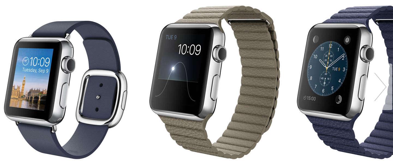 Apple Watch moet dé knaller van 2015 worden