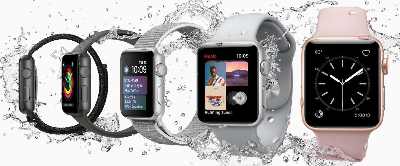 De iPhone 8, Apple tv 4K en Apple Watch 3 zijn nu te pre-orderen