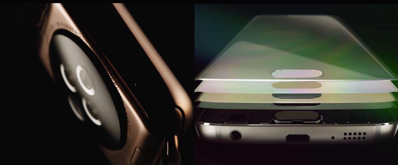 Samsung's nieuwste reclame lijkt wel heel veel op die van Apple