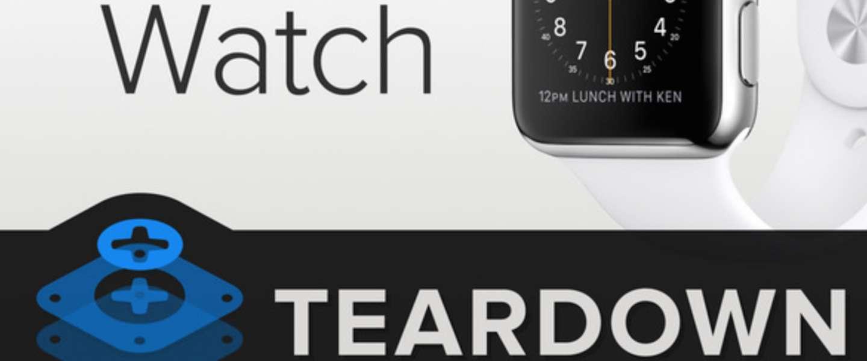 De Apple Watch wordt - as we speak - opengebroken