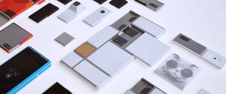 Nieuw prototype van de modulaire Project Ara smartphone getoond