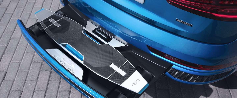 Beijing Auto Show: Audi presenteert Audi connected mobility conceptauto