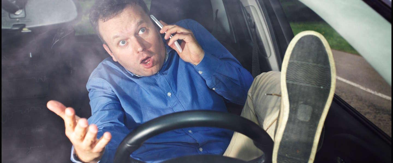 Onderzoek AutoRAI 'Nederlander is een rebel achter het stuur'