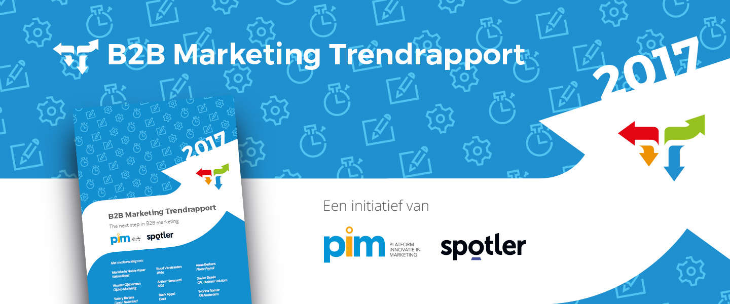 De B2B marketing trend voor 2017: nog steeds content marketing