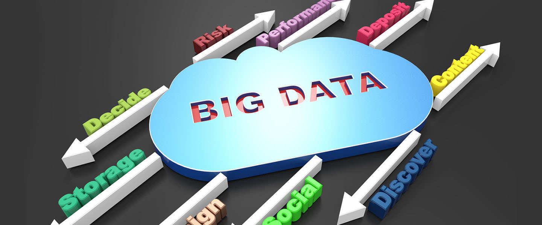 'Big Data' bestaat niet. We are not that smart, yet