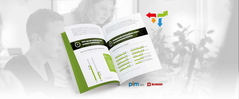 Blinker en PIM geven inzicht in de B2B Marketing Trends voor 2017