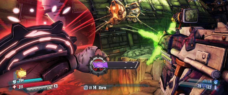 Gespeeld op Gamescom: Borderlands:  the Pre-sequel