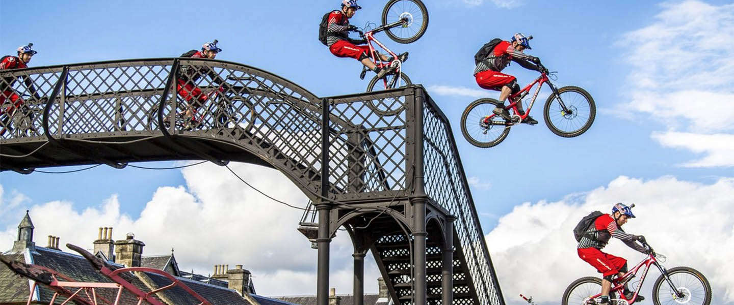 Danny MacAskill: Wee Day Out
