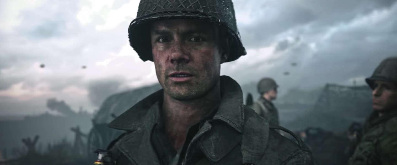 Call of Duty WWII: 3 november terug naar de tweede wereldoorlog