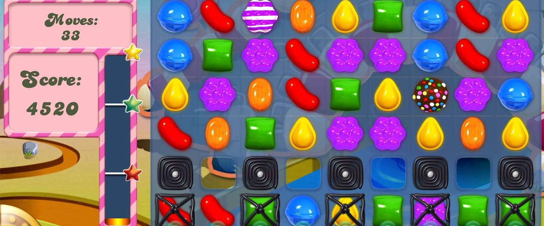Candy Crush Saga pre-installed op Windows 10