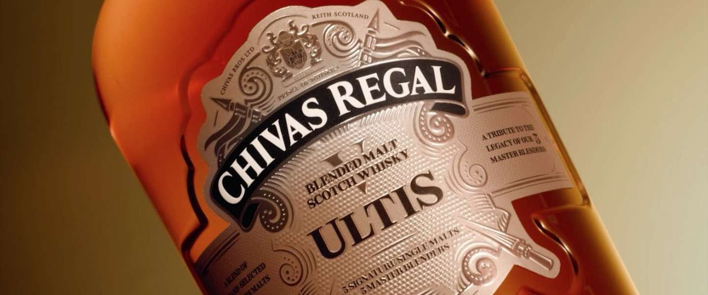 Chivas Regal Ultis whisky: eerbetoon aan 5 master blenders