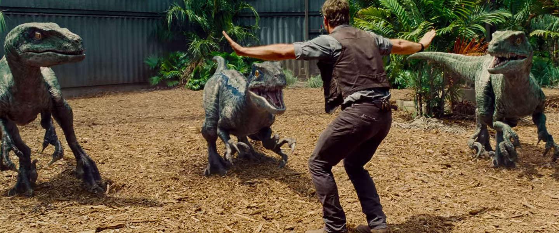 Jurassic World verbreekt record: $512 miljoen in openingsweekend