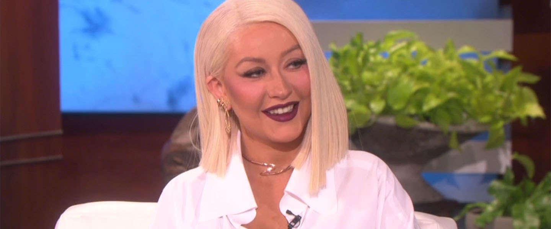 Hilarisch: Christina Aguilera imiteert popsterren