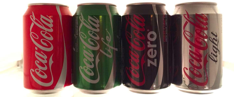 Wat gebeurt er in je lichaam als je een blikje Coca-Cola Light drinkt?