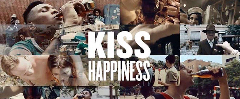Elvis, Marilyn en andere iconen 'Kissed By' het Coca Cola flesje