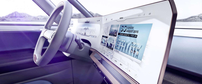 LG en Volkswagen werken samen aan platform voor connected car