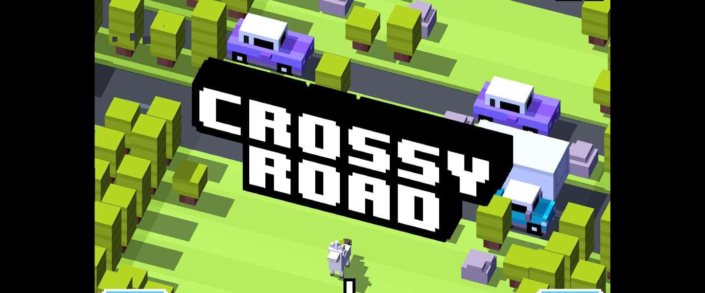 Crossy Roads is een oude bekende