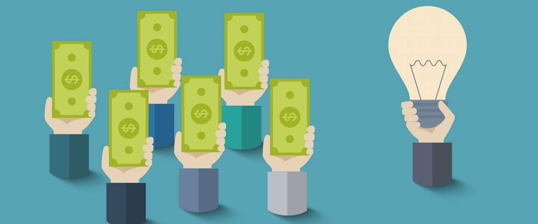 Wat vinden Nederlanders van crowdfunding?