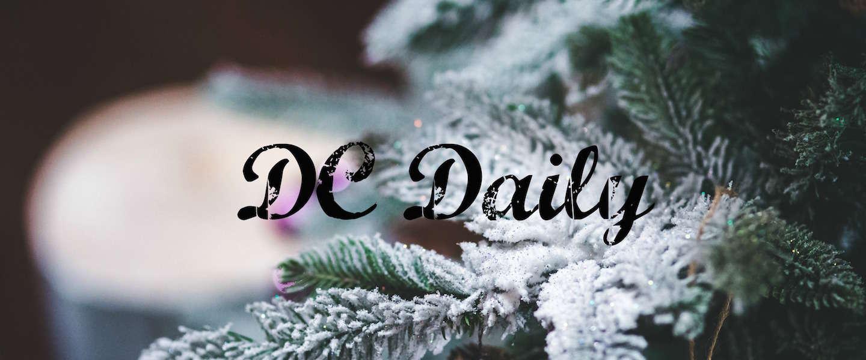 De DC Daily: The Christmas edition 2015